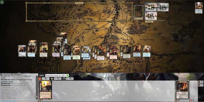dwarven miners fords of isen win