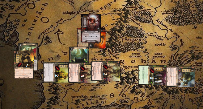 ungoliant's spawn ent ramp loss