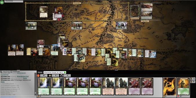 thorongil five armies win