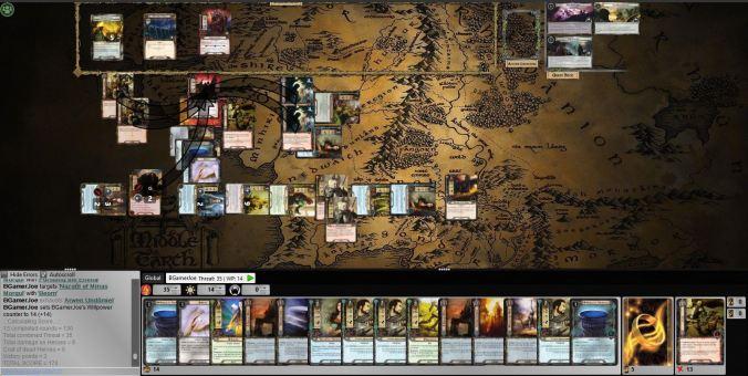morgul vale win b for beorn