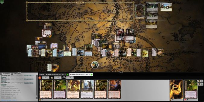 fellowship mirkwood win