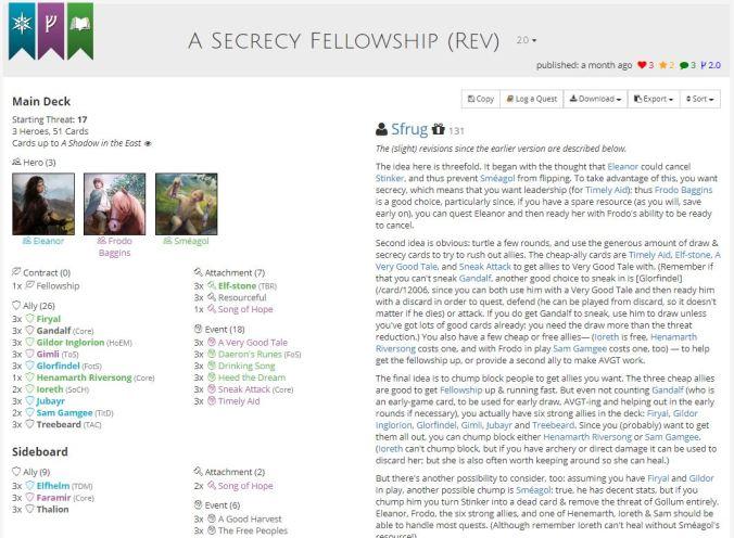secrecy fellowship